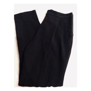 RACHEL Rachel Roy Black Dress Pants